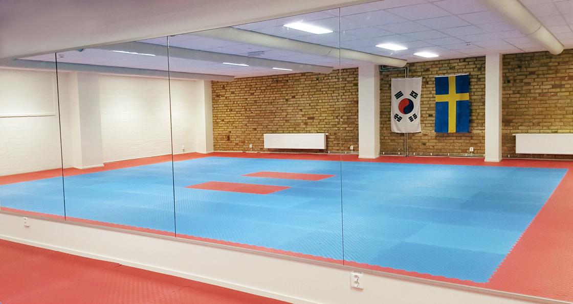 Träningslokal Eskilstuna Taekwondo